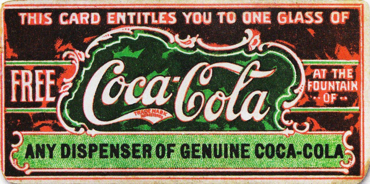 coca-cola-dunyanin-ilk-kuponu