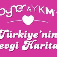 Boyner ve YKM'den Türkiye'nin Sevgi Haritası