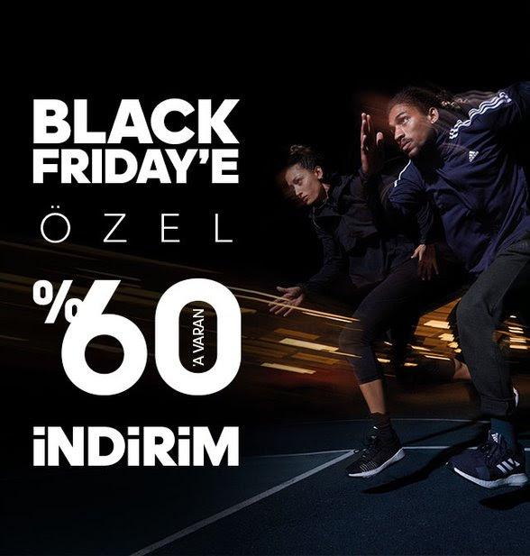 Black Friday'e Özel %60'a Varan İndirim Başladı!