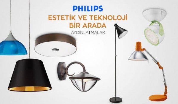Philips Aydınlatma Ürünlerinde Özel İndirim
