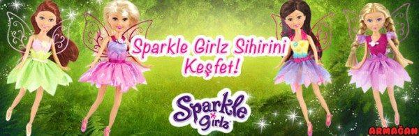 Sparkle Girlz Özel Fiyatlarla Armağan Oyuncak'ta