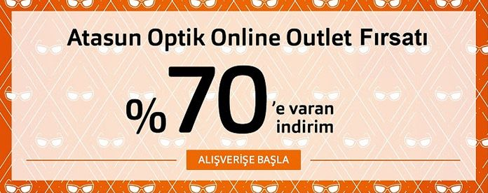 Atasun Optik Outlet Fırsatları