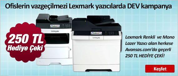 250 TL Avansas Hediye Çeki