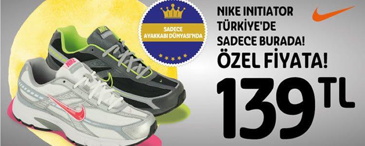 Nike Initiator Özel Fiyatıyla Sadece Ayakkabı Dünyası'nda!