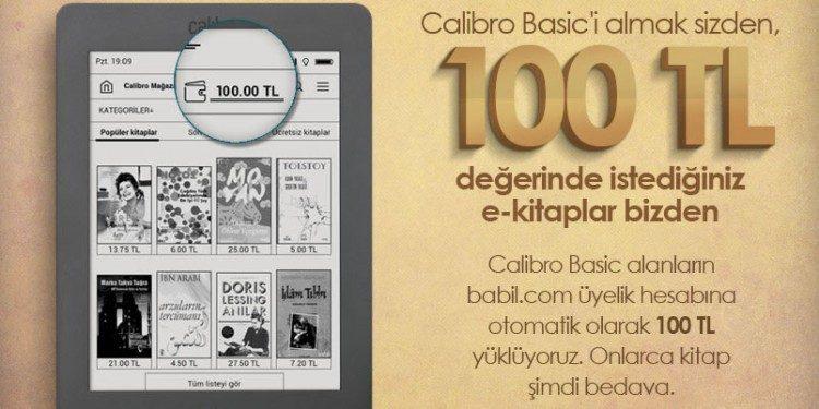 100 TL Babil Hediye Çeki