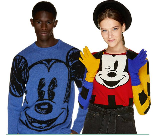 Karşınızda Mickey Mouse!