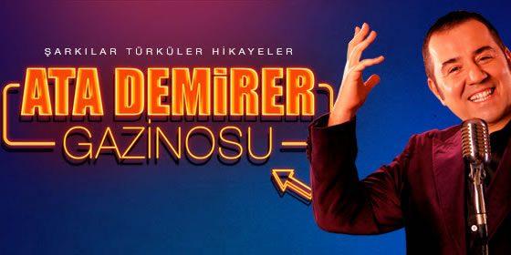Ata Demirer Gazinosu Ankara'da, Biletler Biletix'te!