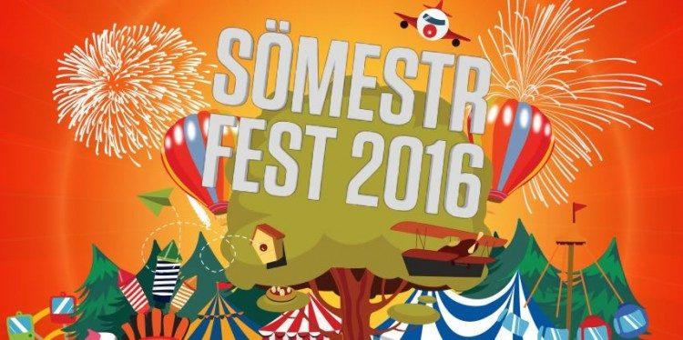 Sömestr Fest 2016 Biletleri Biletix'te