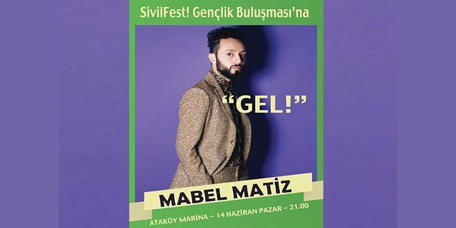 Mabel Matiz Konseri 56 TL Yerine 19,90 TL