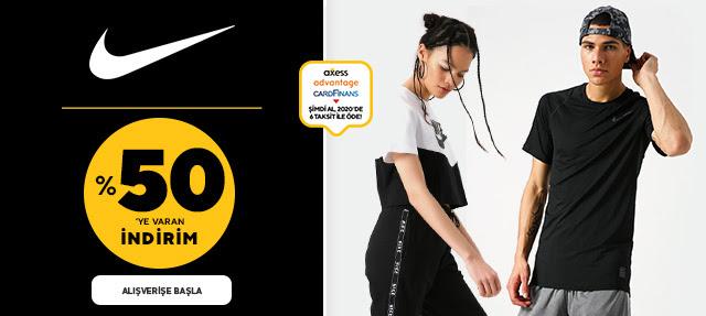 Nike'da Şahane Cuma Etkisi Başladı!