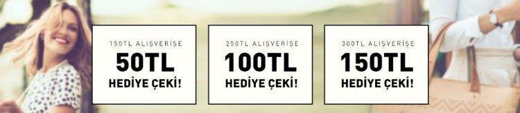 150 TL Boyner Hediye Çeki