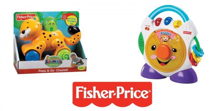 Fisher Price İndirim Kampanyası