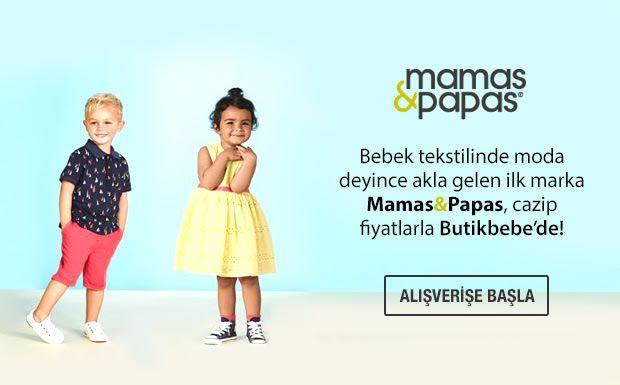 Mamas & Papas İndirim Kampanyası