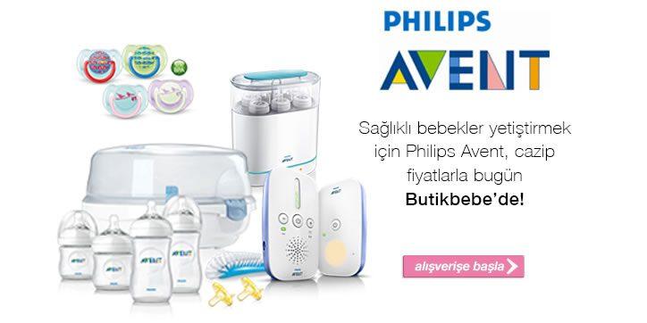 Philips Avent Ürünlerinde %30 İndirim
