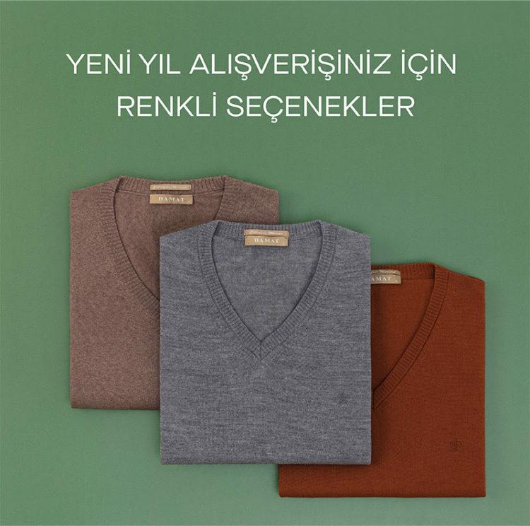 Yeni Yıl Alışverişiniz İçin Renkli Seçenekler!