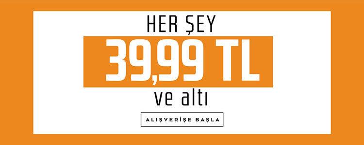Her Şey Maksimum 39,99 TL