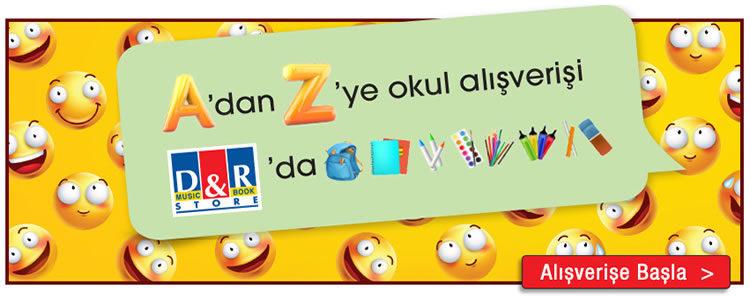A'dan Z'ye Okul Alışverişi D&R'da!
