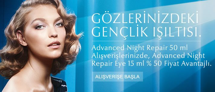 En Uzun Gecede Advanced Night Repair %21 İndirimli!