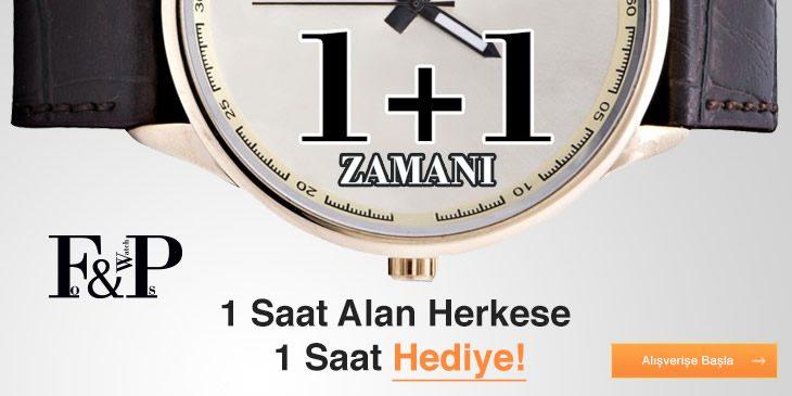 1 Saat Alana 1 Saat Hediye