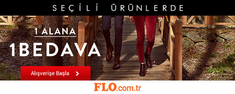 FLO Outlette 1 Alana 1 Bedava