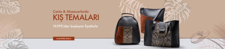 Kış Temalı Çanta & Aksesuarlar 19.99 TL'den Başlayan Fiyatlarla!
