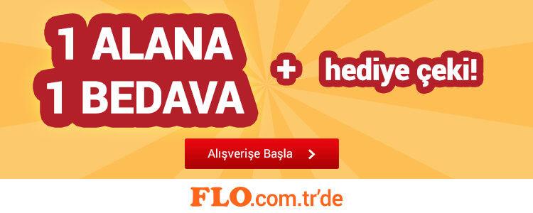 FLO'da 1 Alana 1 Bedava