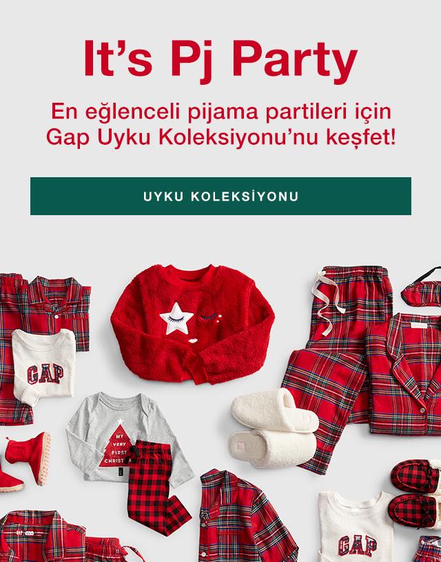 Pijama Partileri İçin Mükemmel Bir Fikrimiz Var