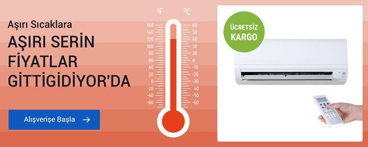Klima İndirimi: Aşırı Sıcaklara Aşırı Serin Fiyatlar