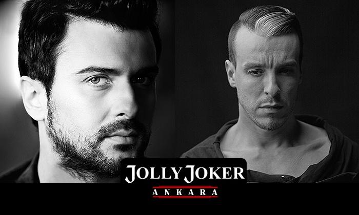 Cem Adrian ve Gökhan Tepe Ankara Konserlerine Biletiniz 17 TL