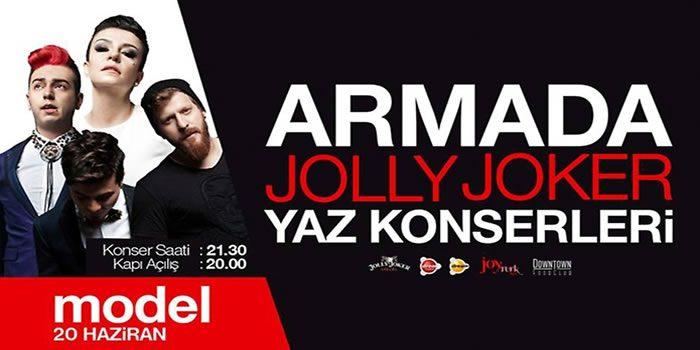 Model Ankara Konser Biletleri %40 İndirimli