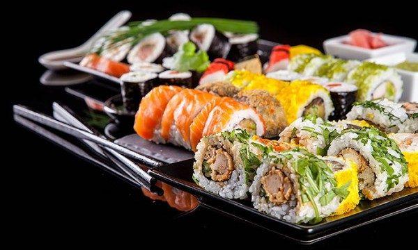 Quick China Sushi Menüsü %50 İndirimli