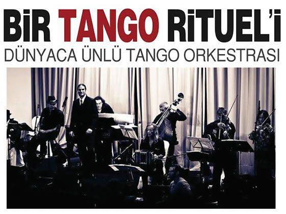 Hyperion Ensemble - Bir Tango Ritüeli %60 İndirimli
