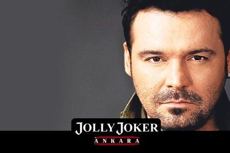 Jolly Joker Yaşar Konser Bileti 34 TL Yerine 17 TL