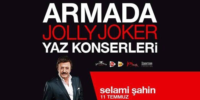 Selami Şahin Ankara Konser Biletleri %40 İndirimli
