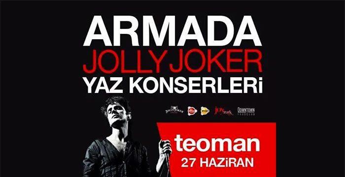Teoman Ankara Konser Biletleri %40 İndirimli