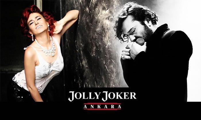 Yıldız Tilbe ve Halil Sezai Ankara Konserleri %50 İndirimli