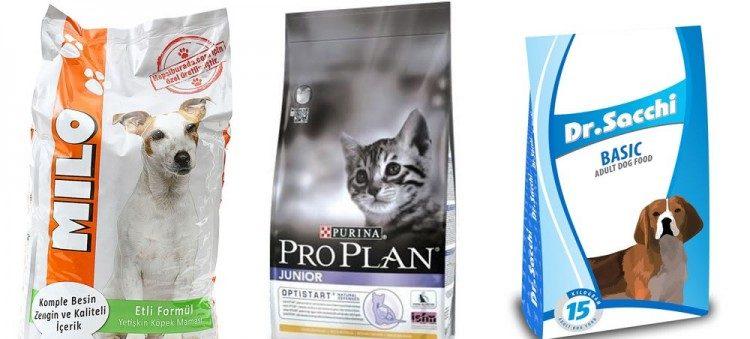Kedi ve Köpek Mamalarında Proplan %10, Dr. Sacchi %50 İndirimli