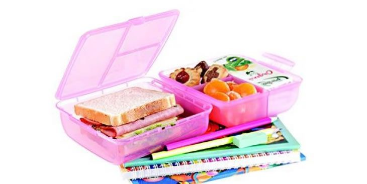 Rengarenk Beslenme Kutuları 10 TL İndirimle 5,99 TL