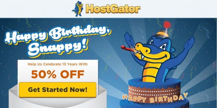 Hostgator İndirim Kuponu ile Tüm Hosting Paketleri %50 İndirimli