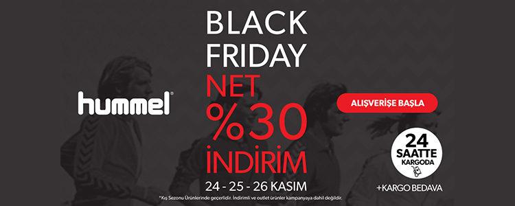 Hummel Black Friday: Net %30 İndirim