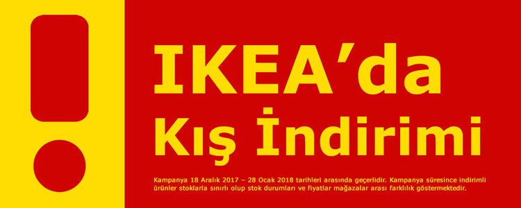 IKEA Kış İndirimi!