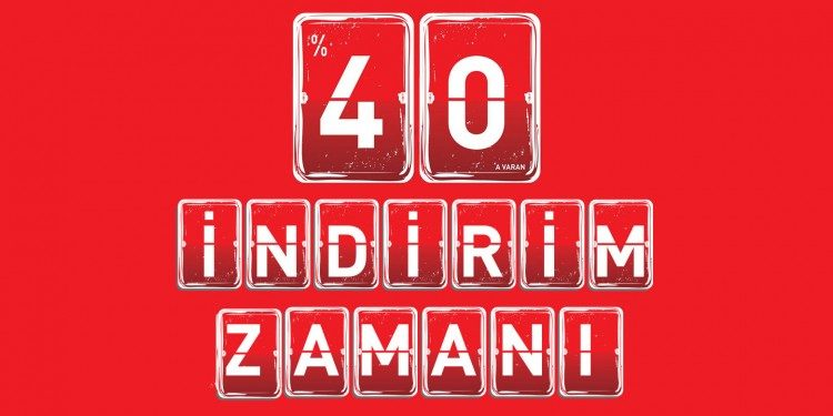 %40'a Varan Sezon İndirimi Intersport'ta