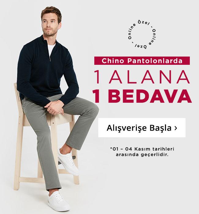 LCW'de 1 Alana 1 Bedava!