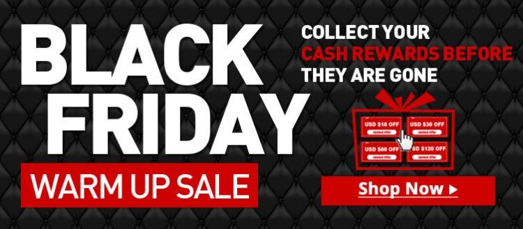 120$ Black Friday İndirim Kampanyası