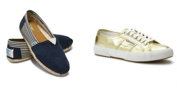Toms ve Superga Ayakkabılar Lilabella İndirim Kodu ile %15 İndirimli