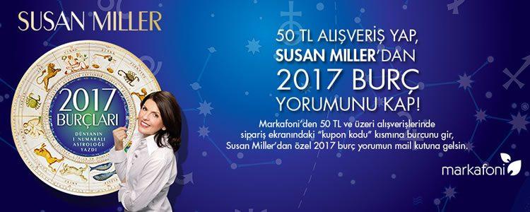 Susan Miller 2017 Burç Yorumu Hediye!