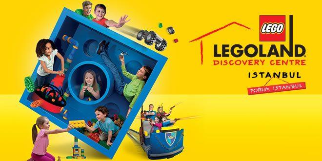 Legoland Bileti Hediye!