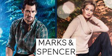 Marks & Spencer Ürünlerinde %85'e Varan İndirim