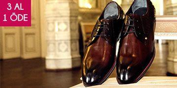 Versace 19.69 Erkek Ayakkabıda Tek Fiyat ve 3 Al 1 Öde