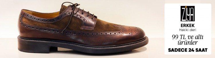 Ziya Ayakkabılarda 99 TL ve Altı Fiyatlar